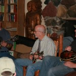 Mandolin Workshop, Parkfield 2010
